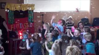 Dinosaur Party By Funtastic Parties.mp4