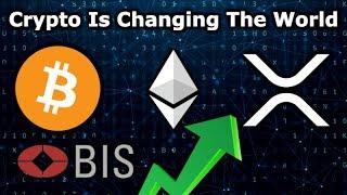 CRYPTO Is Changing The World - BIS Report XRP - Australian Judge - Ethereum DEX - Binance CEO $2.6B