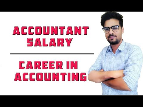 accountant salary | what is the salary of accountant