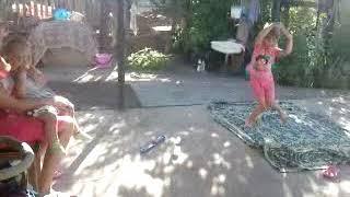 русалина танцует эмба июль 2013