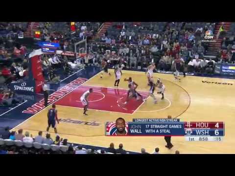 Houston Rockets vs Washington Wizards | November 7, 2016 | NBA 2016-17 Season