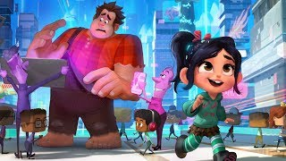 Wreck-It Ralph 2 ALL TRAILERS - Ralph Breaks The Internet 2018 Disney Animation