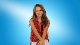 Kelli Berglund From Disney XD's Lab Rats