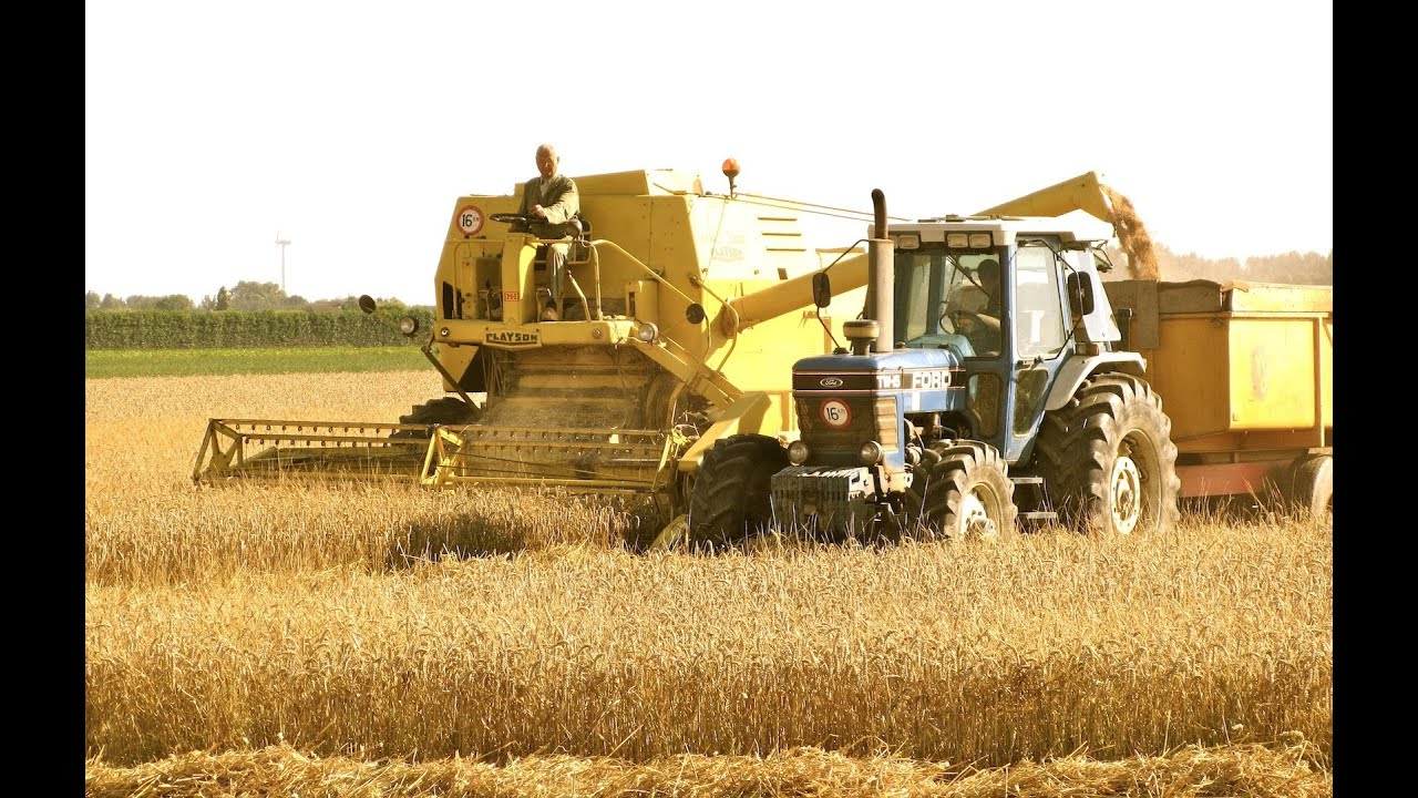 Classic Combine Week 7 New Holland Clayson M140