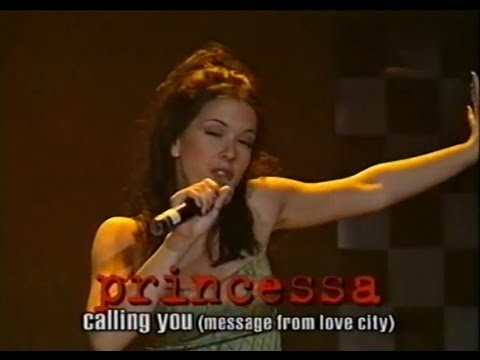 Princessa - Calling You (Live from Finland 1997)