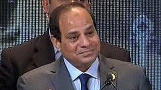 كلمة الرئيس عبد الفتاح السيسي في ختام المؤتمر الاقتصادي