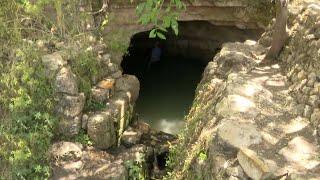 אנשי המערות: הישראלים שברחו מהחום כדי להתקרר בנקבות