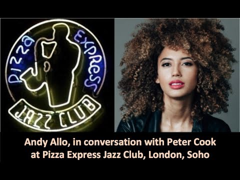 An exclusive interview with Andy Allo