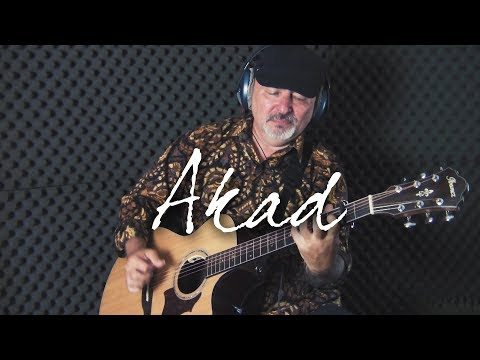 AKAD – Fingerstyle Guitar