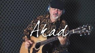 Video AKAD - Fingerstyle Guitar download MP3, 3GP, MP4, WEBM, AVI, FLV Desember 2017