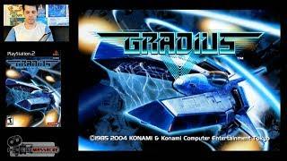 Gradius V (PS2) Practice stream #1