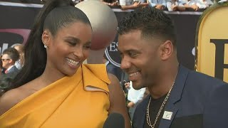 Ciara and Russell Wilson Gush Over Dancing 1-Year-Old Daughter Sienna (Exclusive)