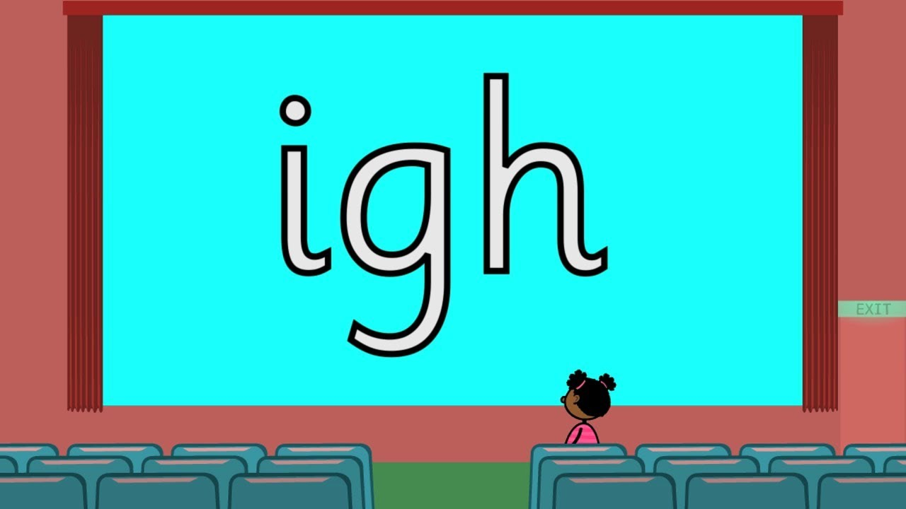 hight resolution of Phonics: The 'igh' sound FREE RESOURCE - YouTube