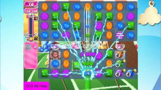 Candy Crush Saga Level 1434 NEW 18 moves No Boosters Cookie