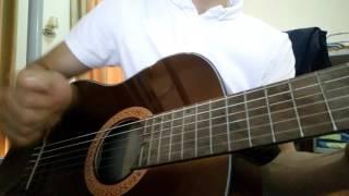 Guitar chúc vợ ngủ ngon cover by nam khanh