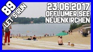 Let´s Run #89 - Rund um den Offlumer See Neuenkirchen - 10km fast Bestzeit
