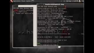 Hacking Lesson - Server Enumeration & Escalating Privileges .