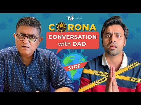 Corona Conversation with Dad feat. Jeetu and Gajraj Rao
