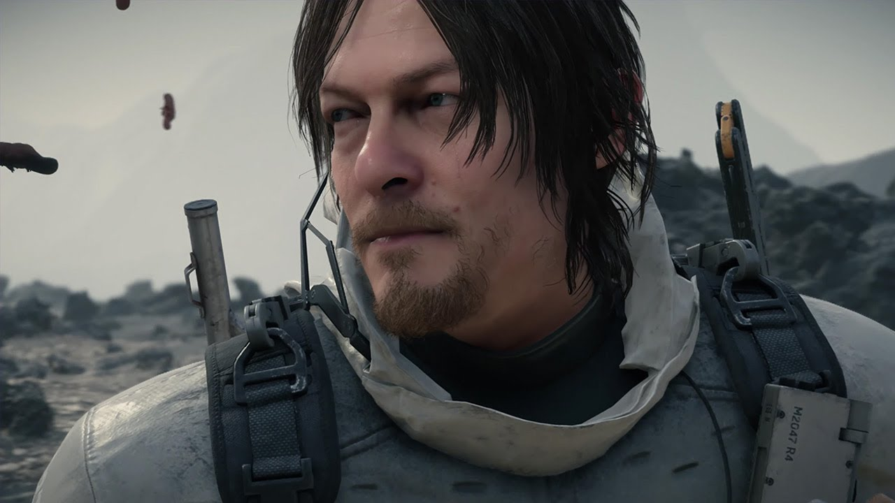 Death Stranding Trailer 3 The Game Awards 2017 Youtube