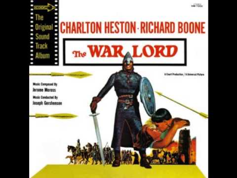 The War Lord  1965  OST Main Title