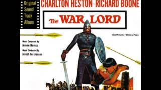 The War Lord  (1965)  OST Main Title