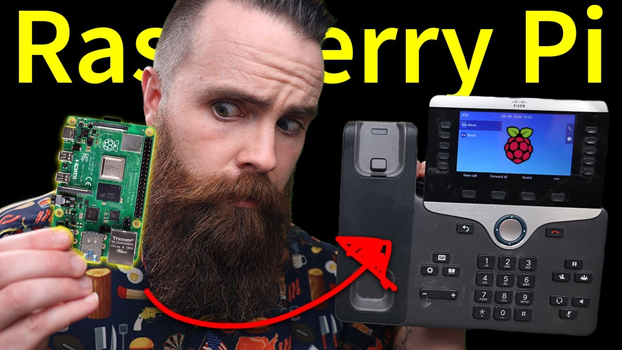 Ok now this looks like fun! Setup phone system!