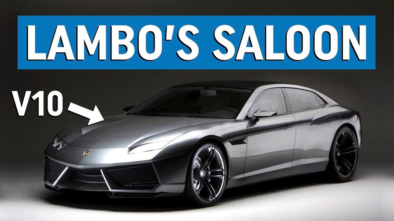 What the hell happened to the Lamborghini Estoque?