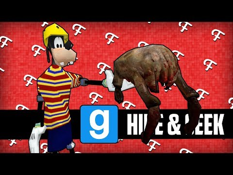 Gmod: Secret Spot, Can't Open Door Glitch, Sell Out! (Garry's Mod Hide and Seek - Comedy Gaming)