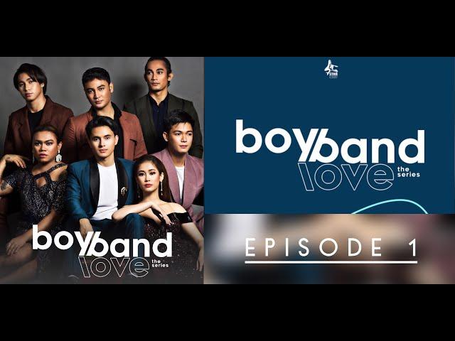 BoyBand Love The Series Episode 1