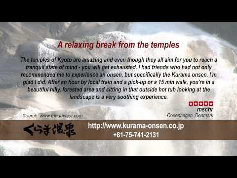 Kurama Onsen - REVIEWS - Kyoto Ryokan & Onsen Kyoto Reviews