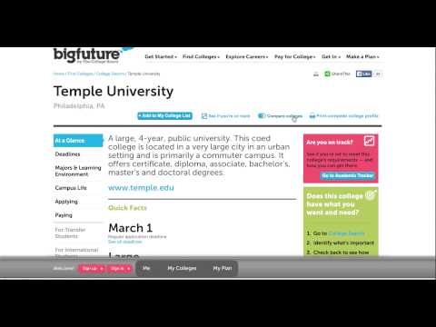 College Search: How to research colleges online