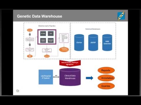 VSWarehouse - A Scalable Genetic Data Warehouse for VarSeq