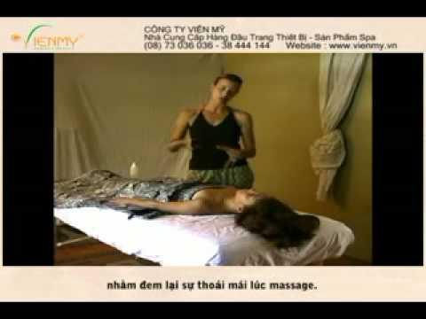01. Dạy Massage Thụy Điển: Bước Chuẩn Bị Kỹ Thuật Massage Body