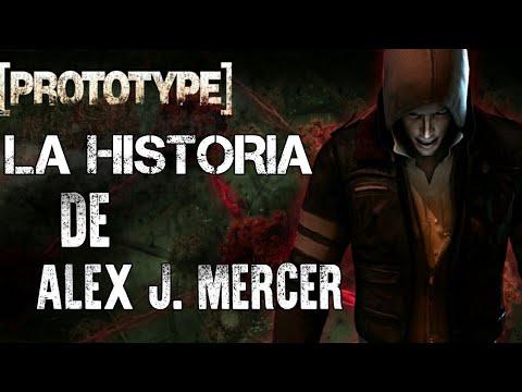 LA HISTORIA DE ALEX MERCER | HISTORIAS Y DATOS CURIOSOS DE JUEGOS | 2018