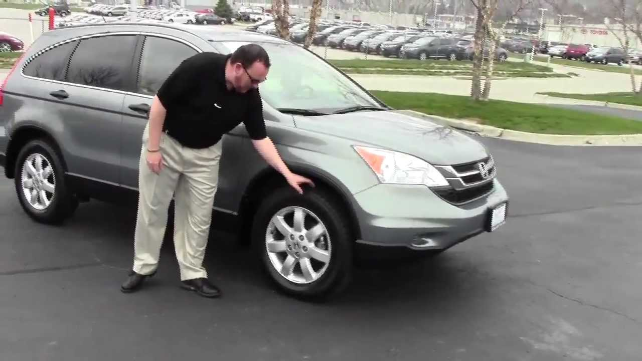 Certified Used 2011 Honda Cr V Se 4wd For Sale At Honda