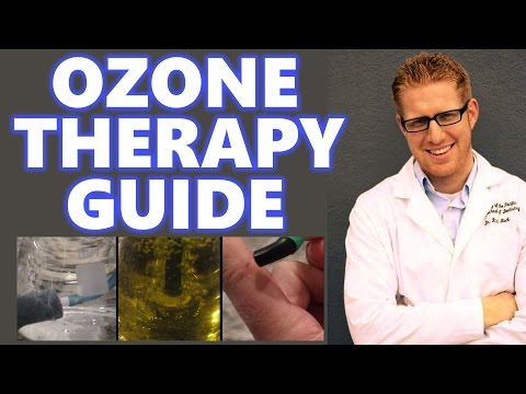 Ozone Therapy at Home generator miracle cancer herpes lyme MS back pain oil medical acne machine for