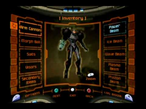 Metroid Prime 100% Walkthrough Part 49 - Boss Battle Meta Ridley