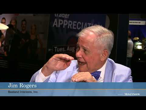 Jim Rogers, Mark Skousen: Global Investing Demographics