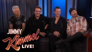U2 talks about their box set for The Joshua Tree and they reveal th...