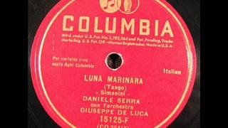 Daniele Serra - Luna marinara (con testo).wmv