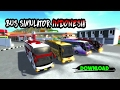 Bus Simulator Indonesia BUSSID First Look Test BETA