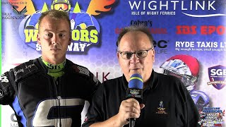 Charley Powell & Mark Cooper Post Match Interview : US Style Handicap : IOW : 19/08/2021