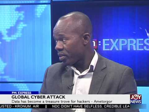 Global Cyber Attack - PM Express on JoyNews (16-5-17)