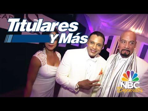 Fiesta de cumpleaños de Sammy Sosa   Titulares y Más   NBC Deportes