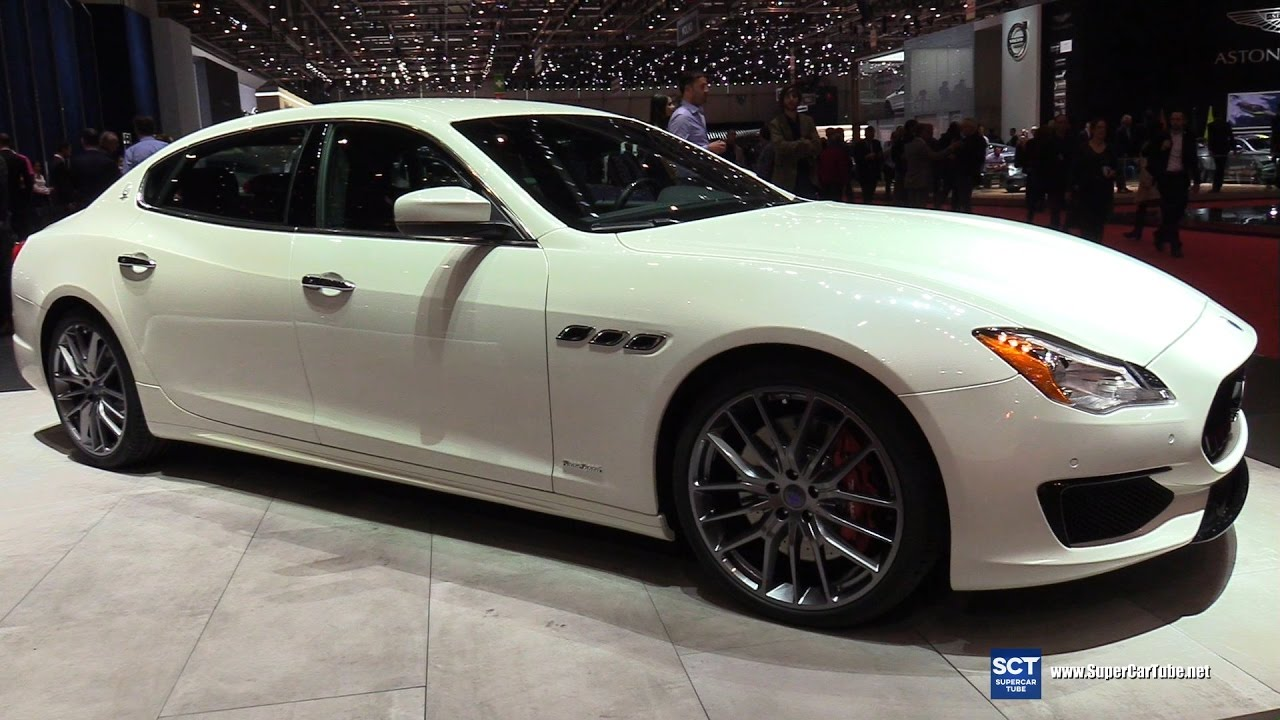 2017 maserati quattroporte gts gransport exterior interior walkaround 2017 geneva motor show. Black Bedroom Furniture Sets. Home Design Ideas