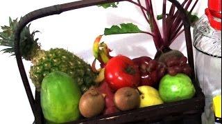 十種水果酵素 (唯一製作)