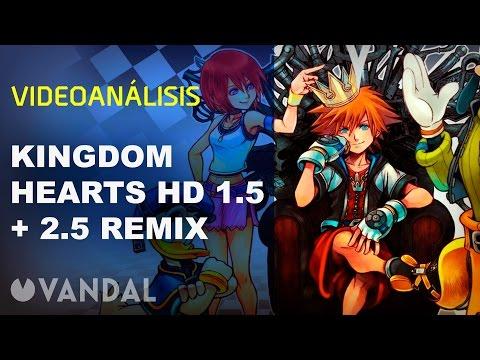 Vídeo ANÁLISIS KINGDOM HEARTS HD 1.5 + 2.5 Remix