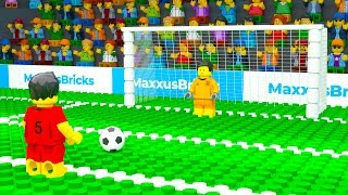 LEGO Football Penalty Fail