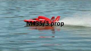 proboat 1/12 hydro
