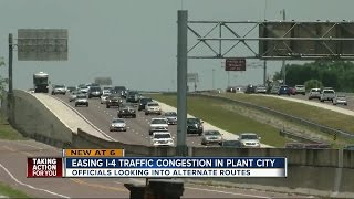 Easing I-4 traffic congestion in Plant City